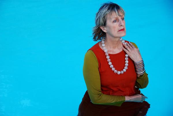 Susy Kirk by Carlo Rocchi Bilancini, from  Pesci fuor d'acqua, 2011