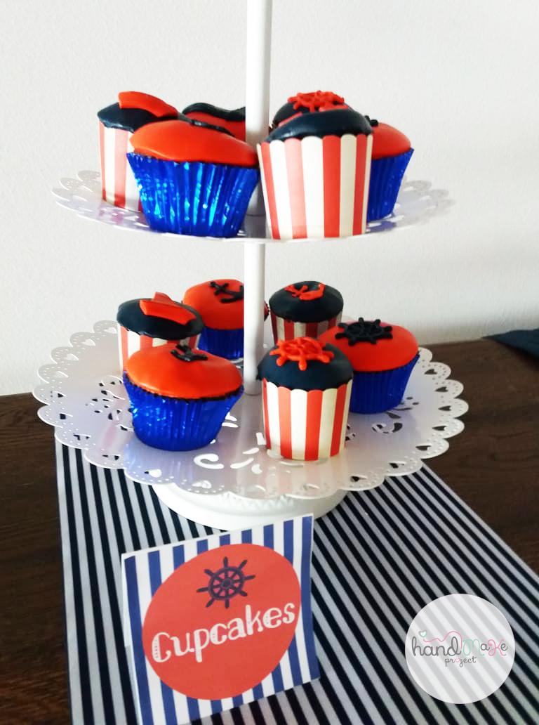 Θεματικά Cupcakes