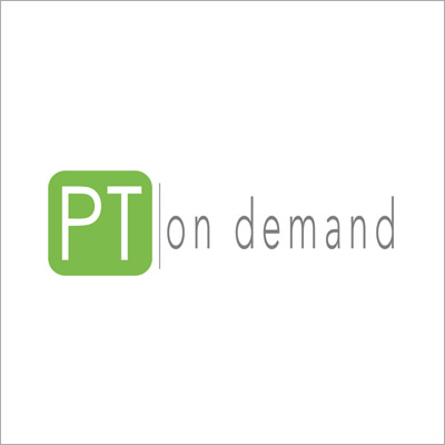 PT ON DEMAND   Personalized Healthcare, Software   PTonDemand is an all inclusive office management and marketing platform that runs your office end to end. It includes online, seamless scheduling, intake, payment processing while integrating EMR, home exercise programs, and patient engagement tools.