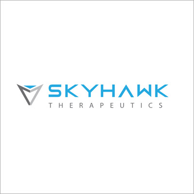 SKYHAWK THERAPEUTICS   Healthcare technology   This proprietary small molecule platform targets the discovery and development of small molecule therapeutics that correct ribonucleic acid (RNA) expression. The company's technology enables the rational design of small molecules that target specific binding pocket regions on RNA, using both sequence and structural specificity, at particular moments in the RNA splicing process. It develops drugs for cancer, neurological disease, and rare disease.
