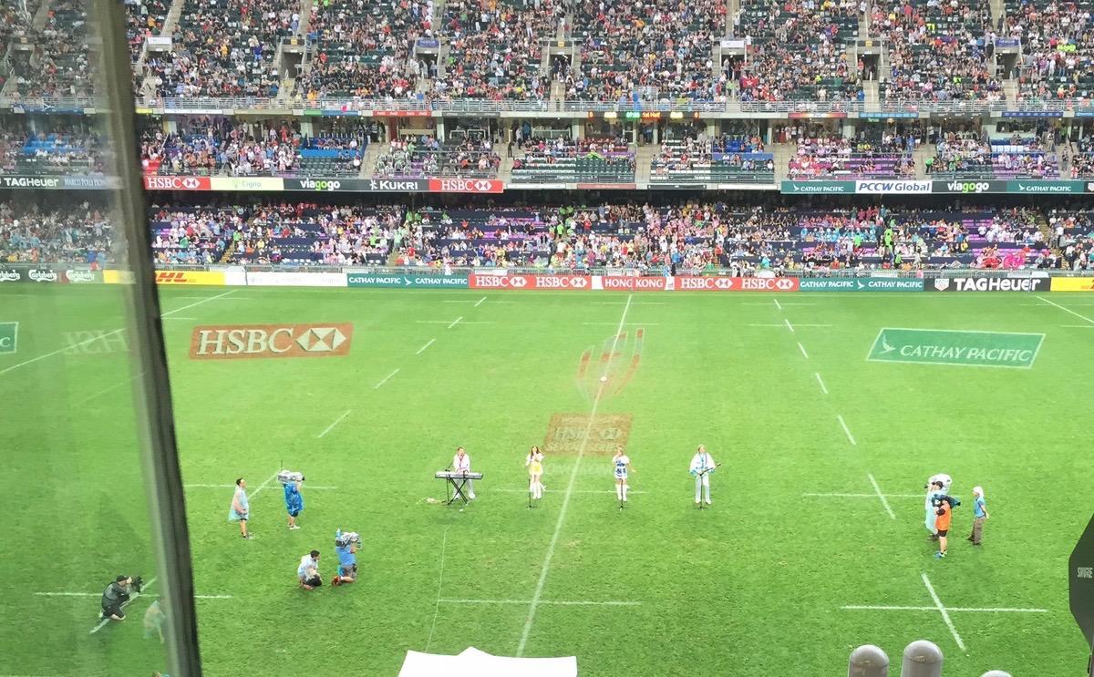 Bjorn Again- Hong Kong Rugby Sevens Opening