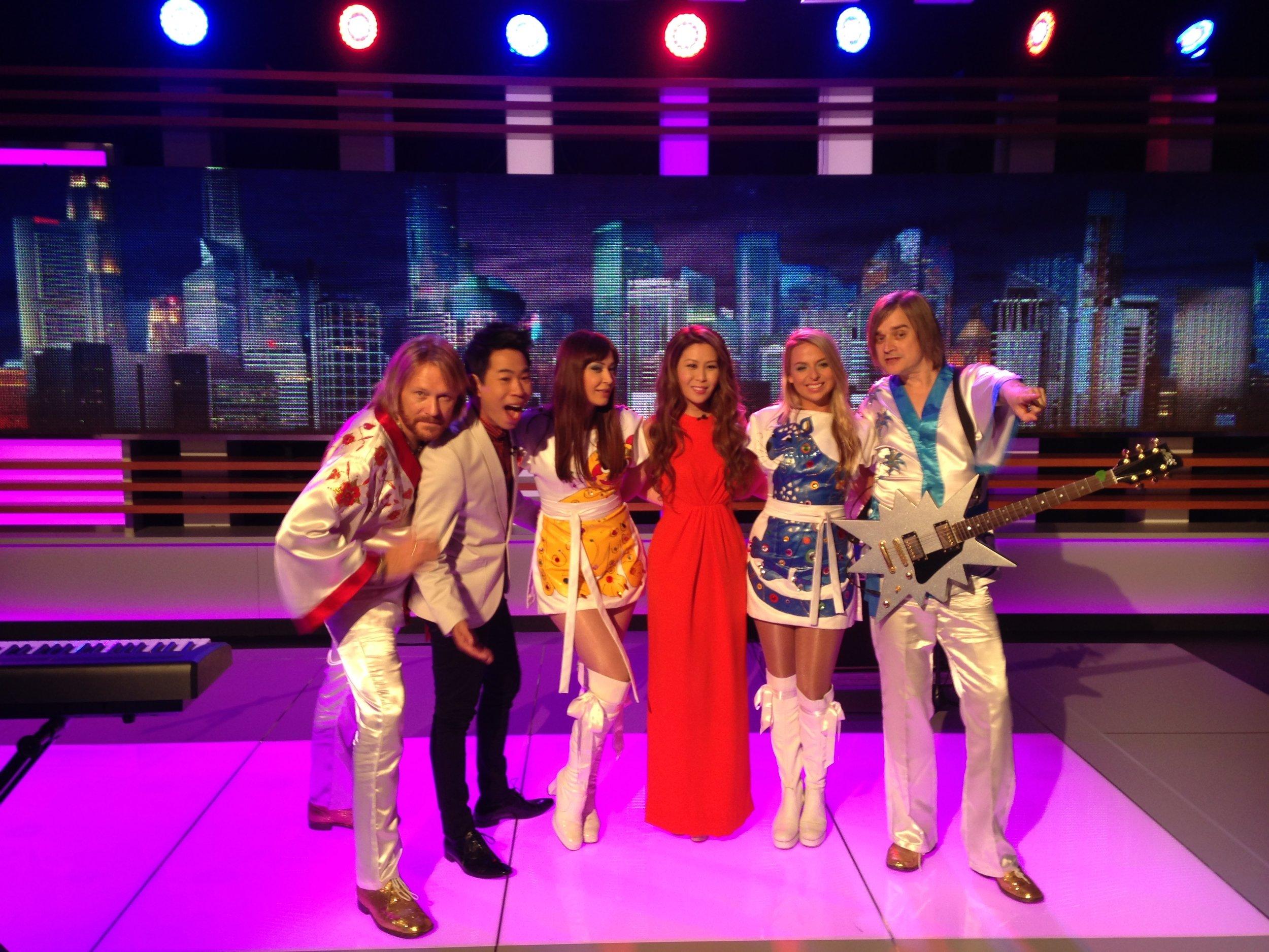 Bjorn Again- The 5 Show Singapore