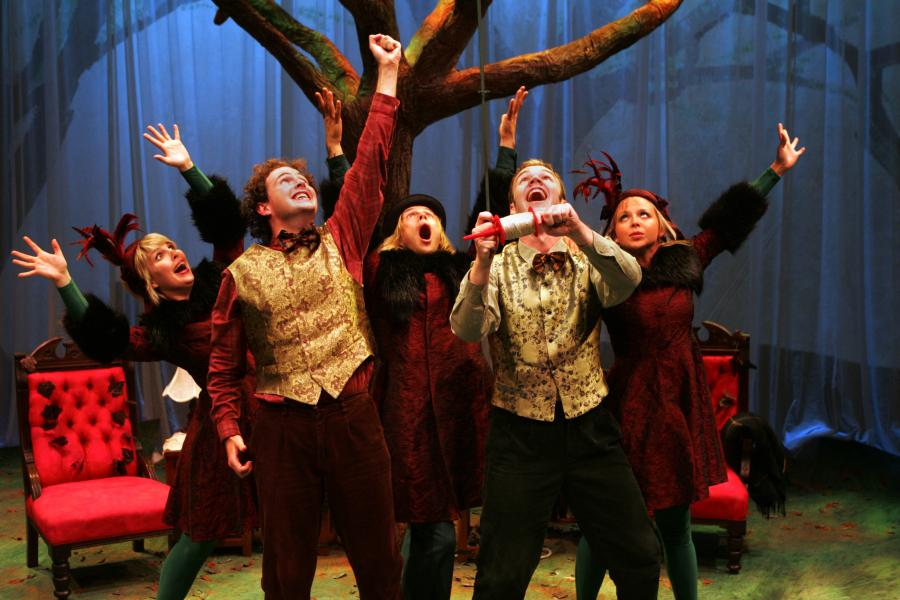 A Year With Frog And Toad- The Ensemble Theatre Company