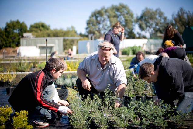 Youth Gardeners, MYPE by  Social Traders Australia