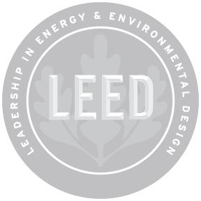 LEED watershed company