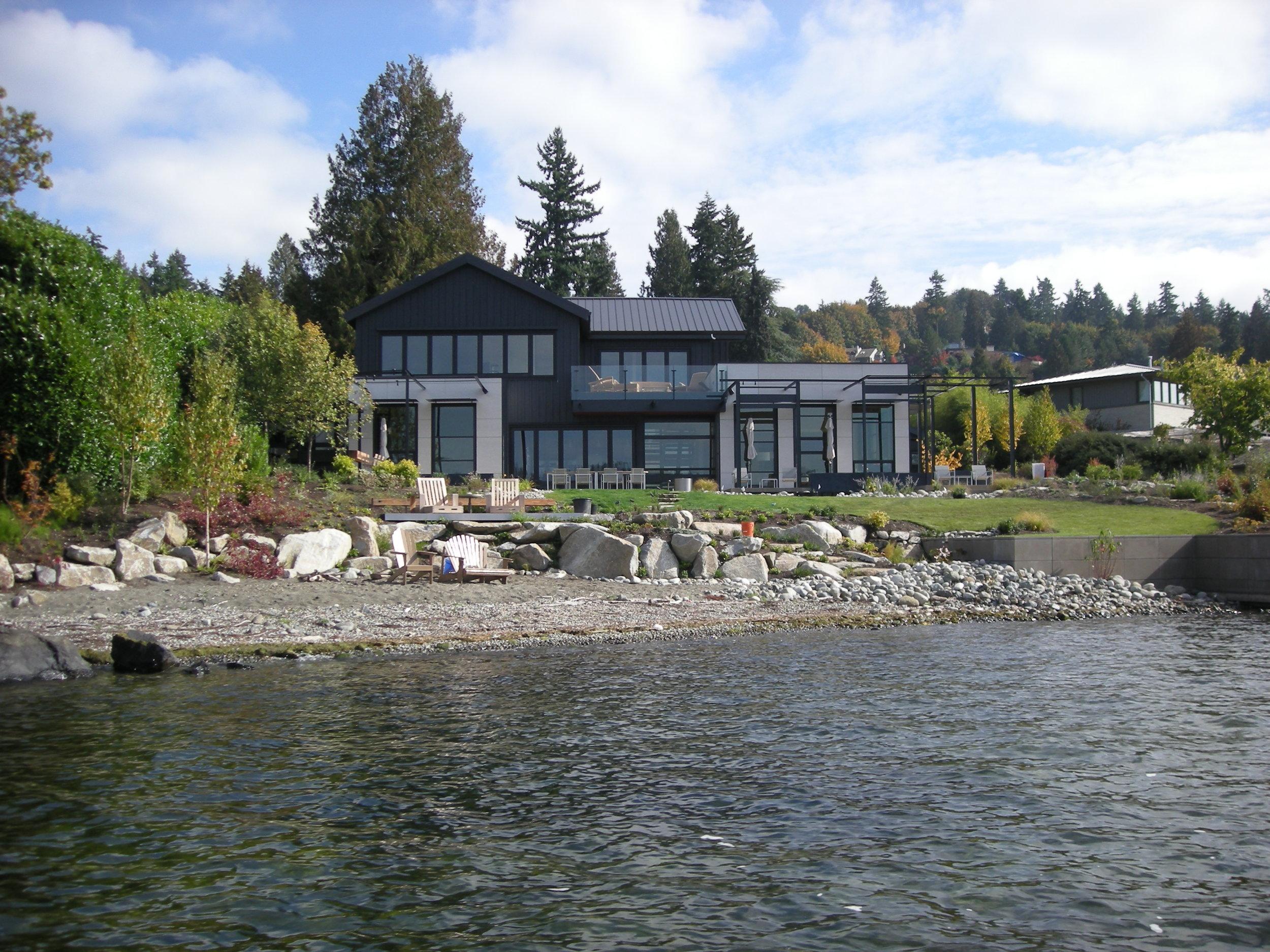 Residential Shoreline Design