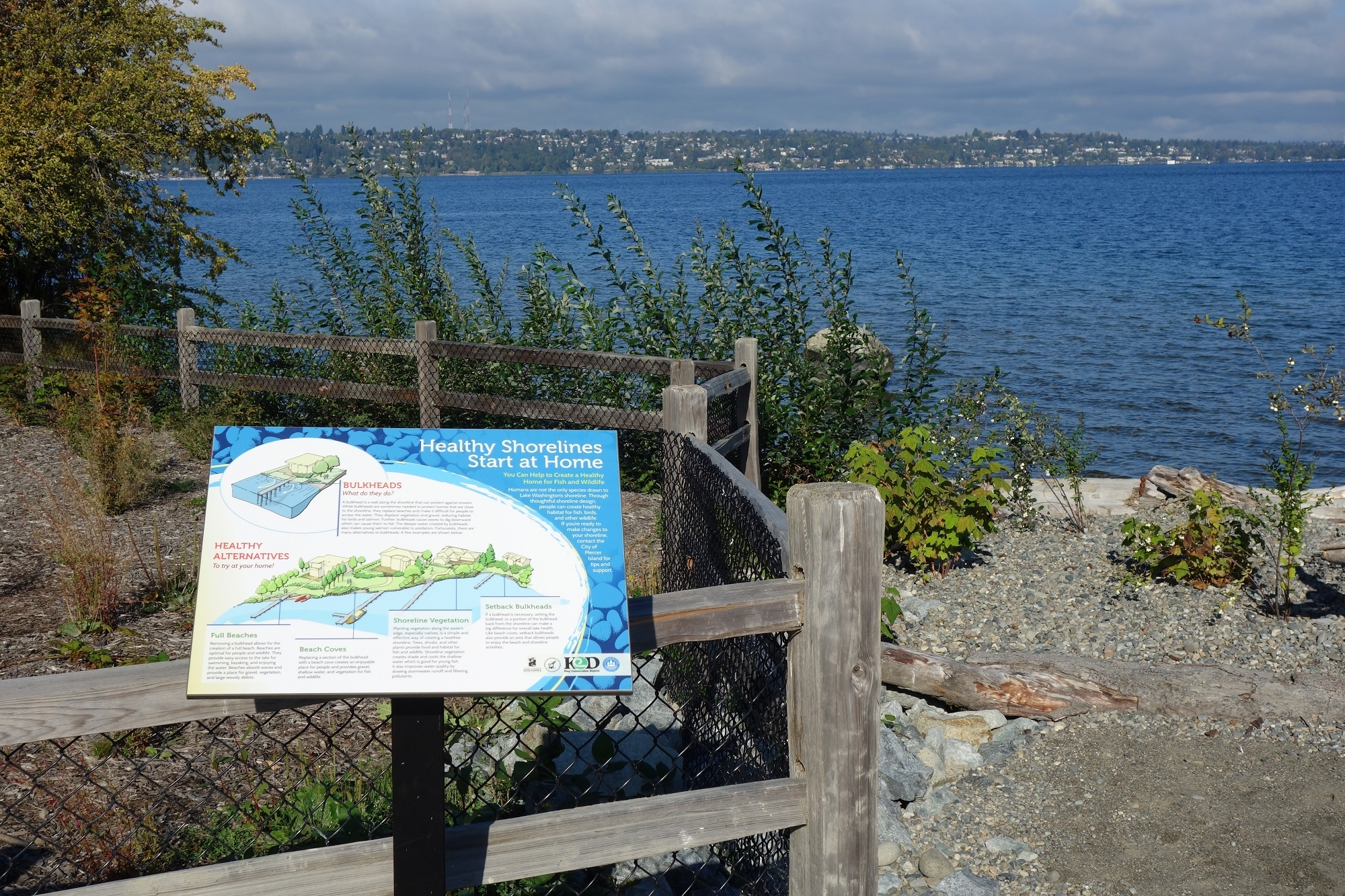 The Watershed Company provides interpretive design and scientific expertise to clients across Washington.