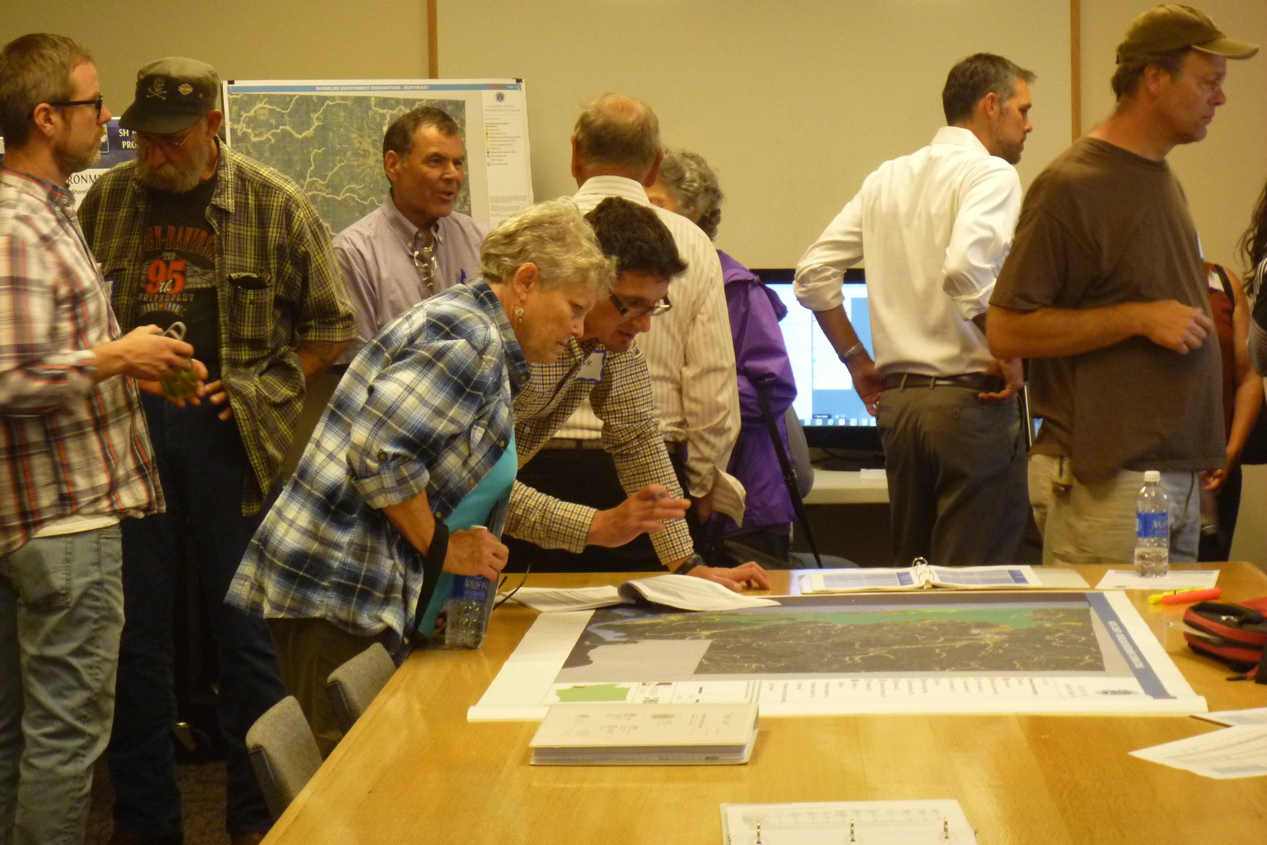 Pacific County VSP, SMP, CAO Public Involvement Meeting by The Watershed Company