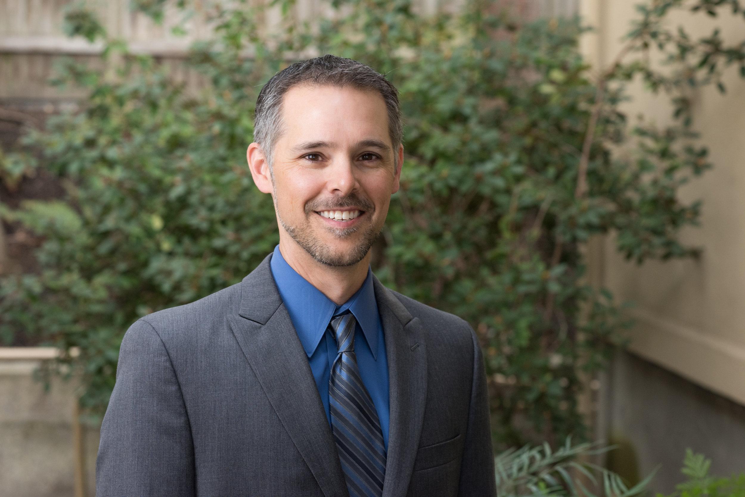 Dan Nickel, MSc   Vice President