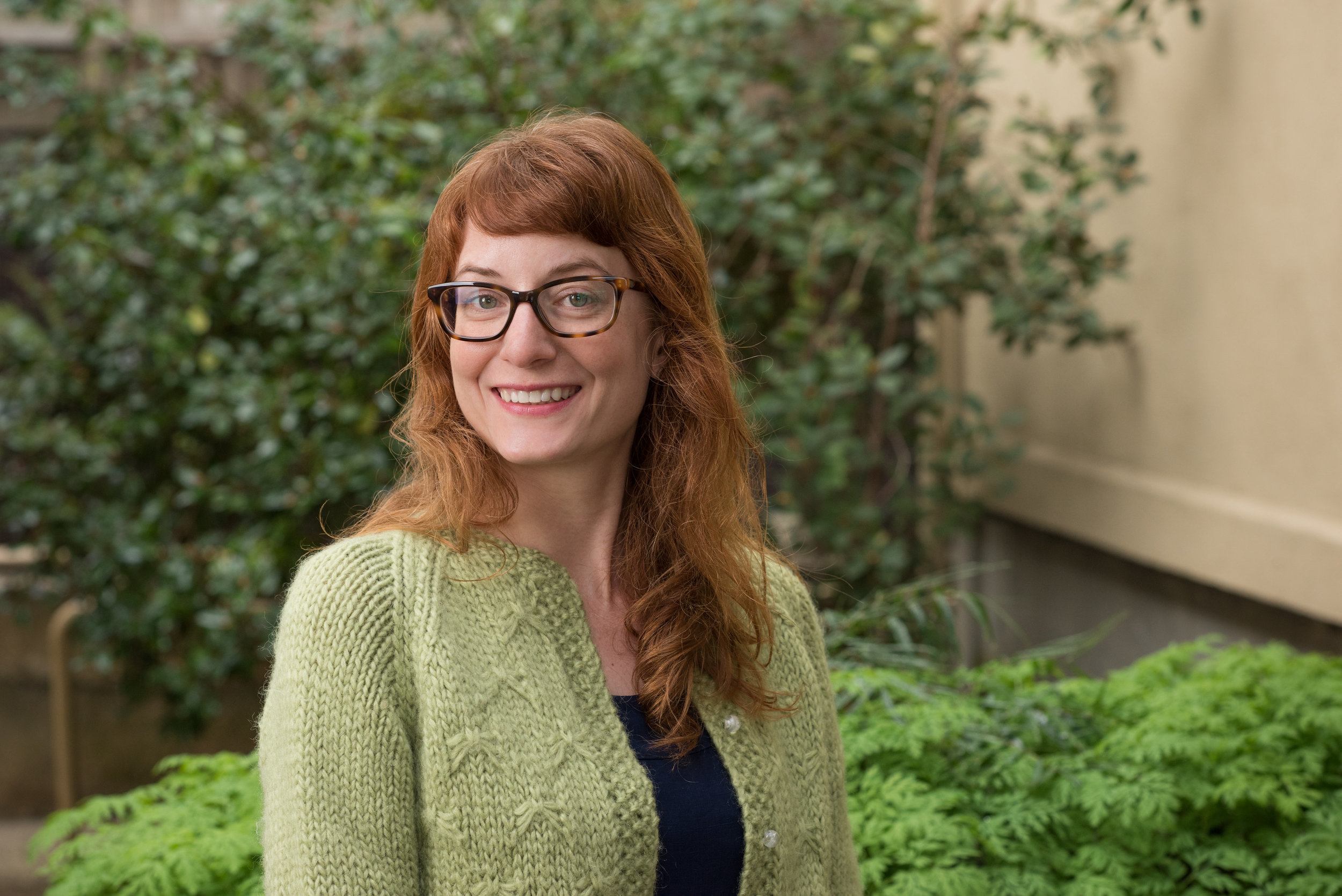 Amber Mikluscak, PLA, GISP   Principal, Senior Landscape Architect