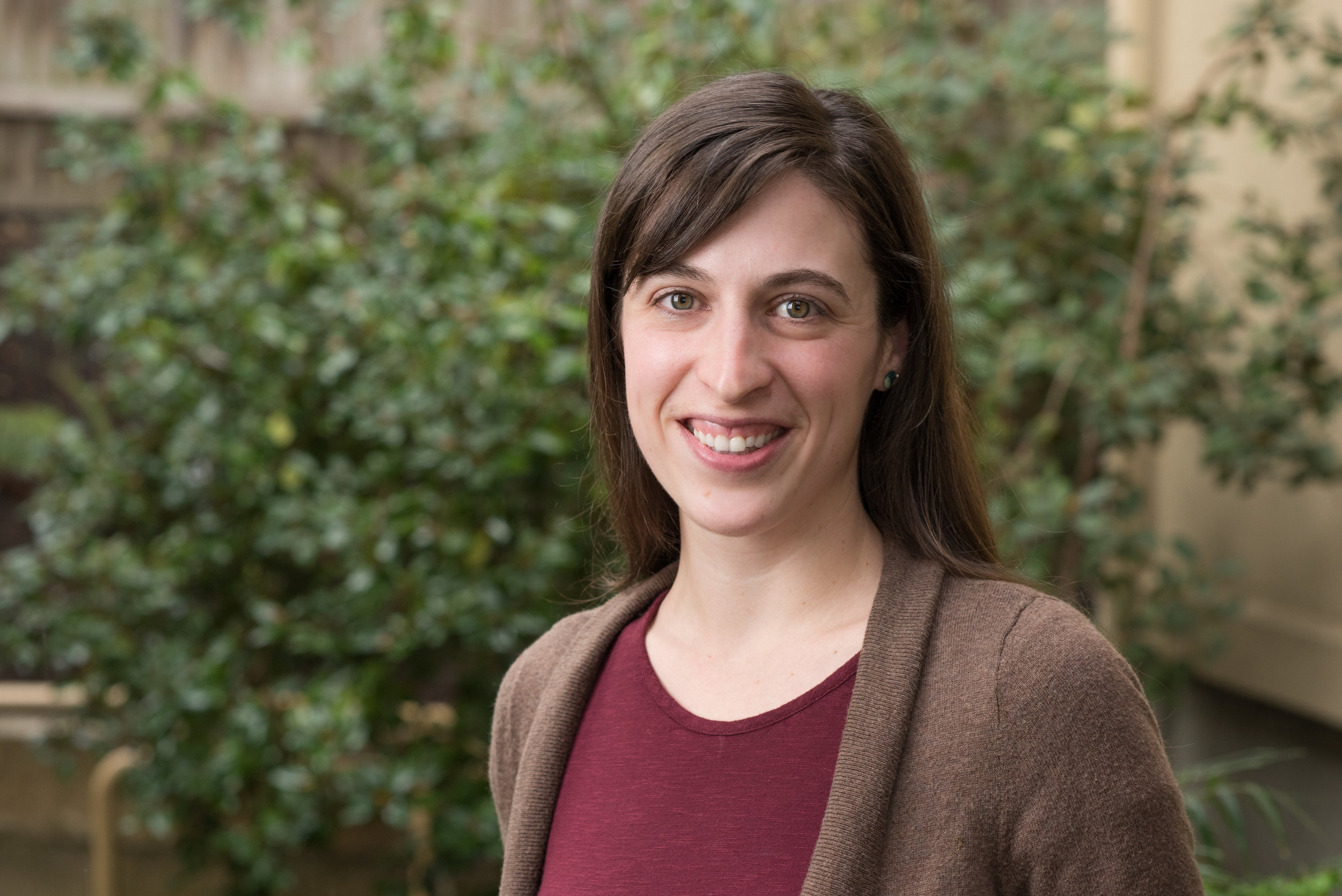 Katy Crandall, WPIT   Ecologist, ISA Certified Arborist®
