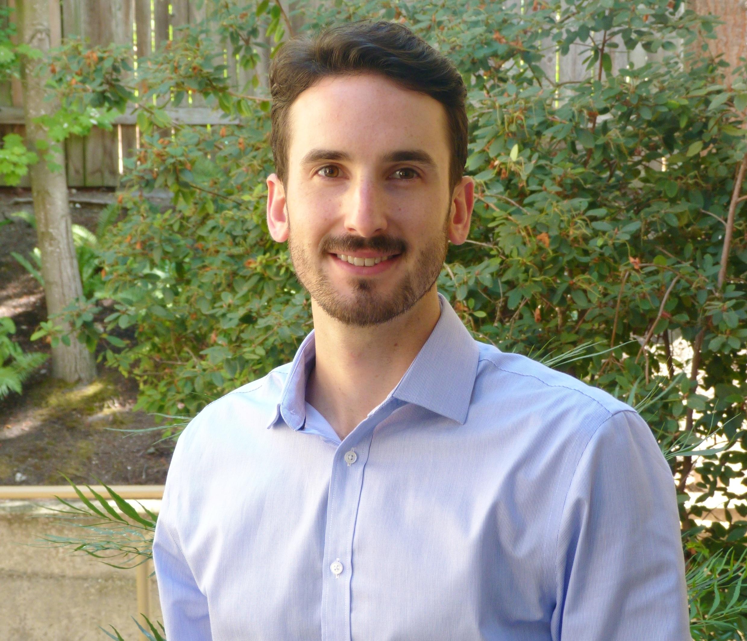 Grayson Morris, SITES AP   Landscape Designer