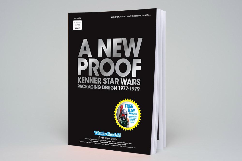 A New Proof - Kenner Packaging design 1977-1979 kan beställas på vår systersida  www.dearpublications.com