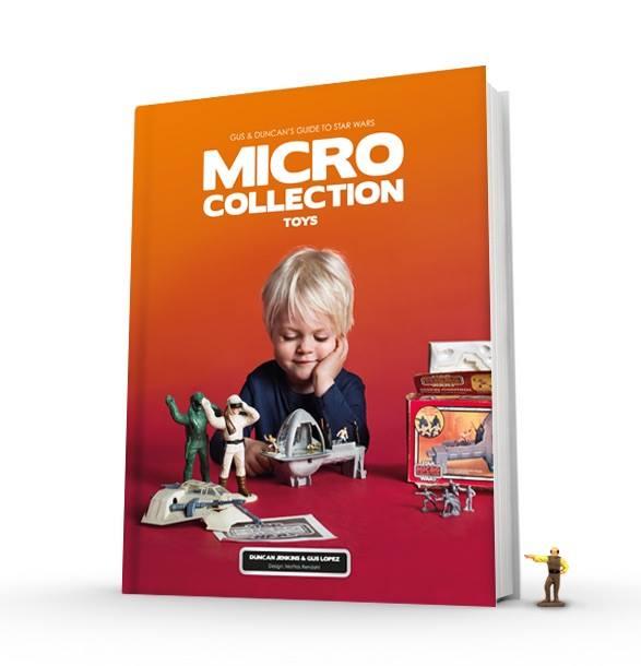 Star Wars Micro Collection toys. On-demand printad bok: Lulu.com