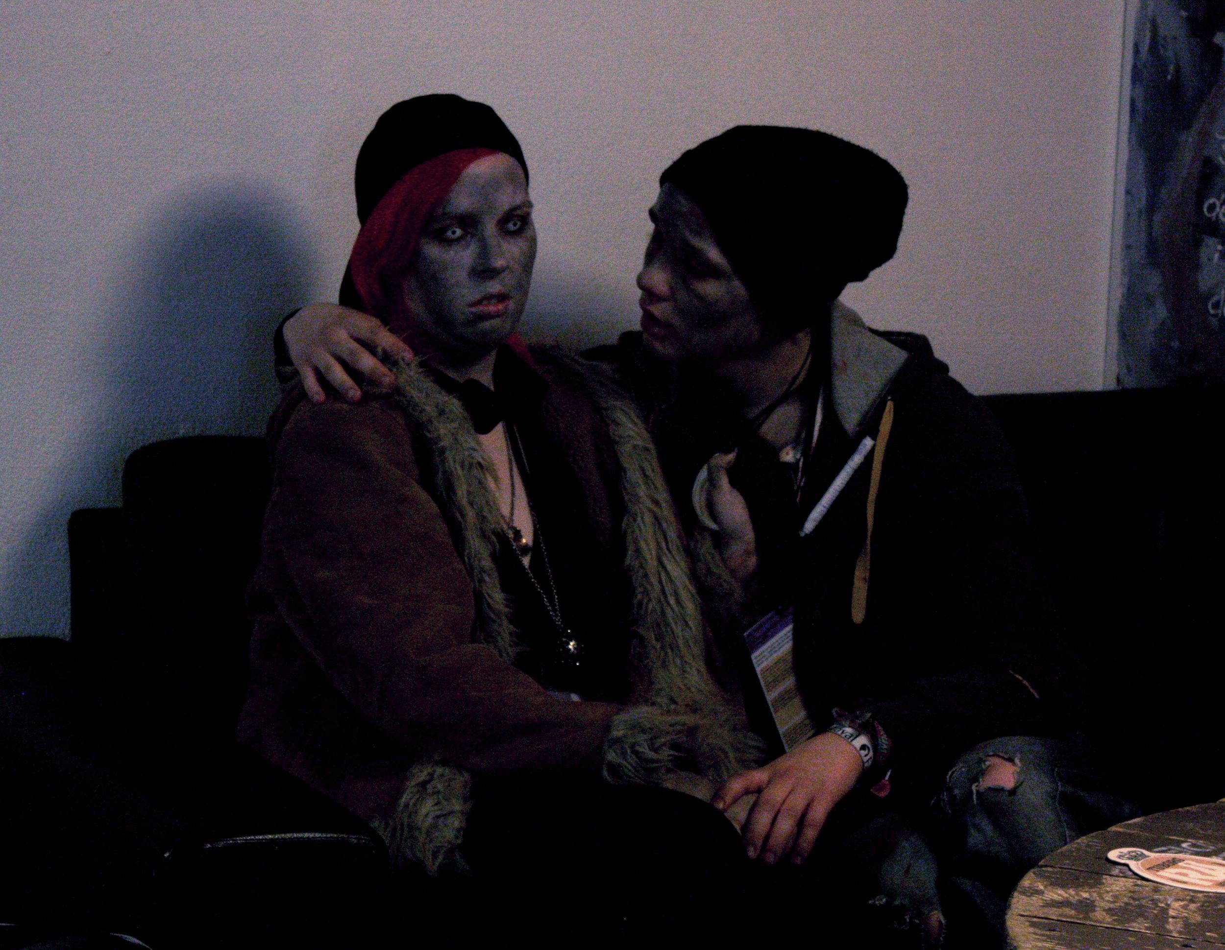 Dødt Kød - A larp about rehabilitating zombies