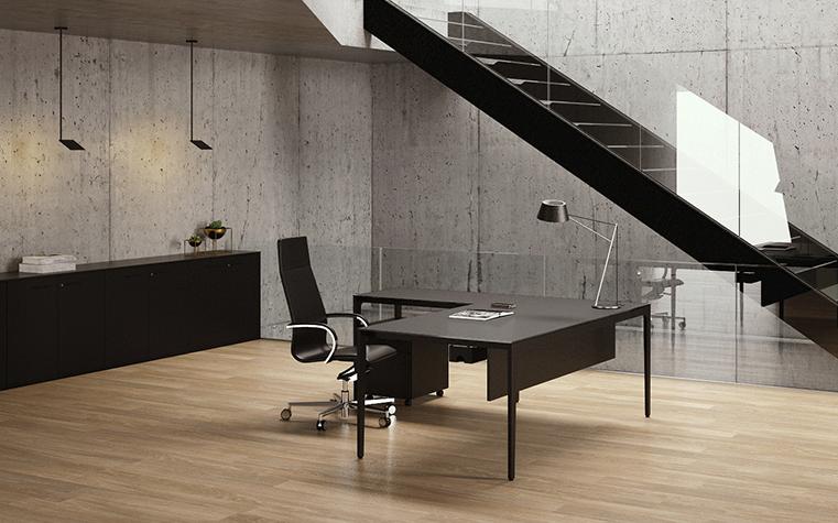 Frezza - Alplus Executive Desk
