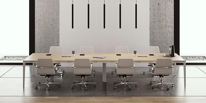 Frezza - Alplus Meeting Table