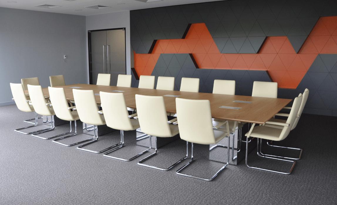 Office Boardroom Table