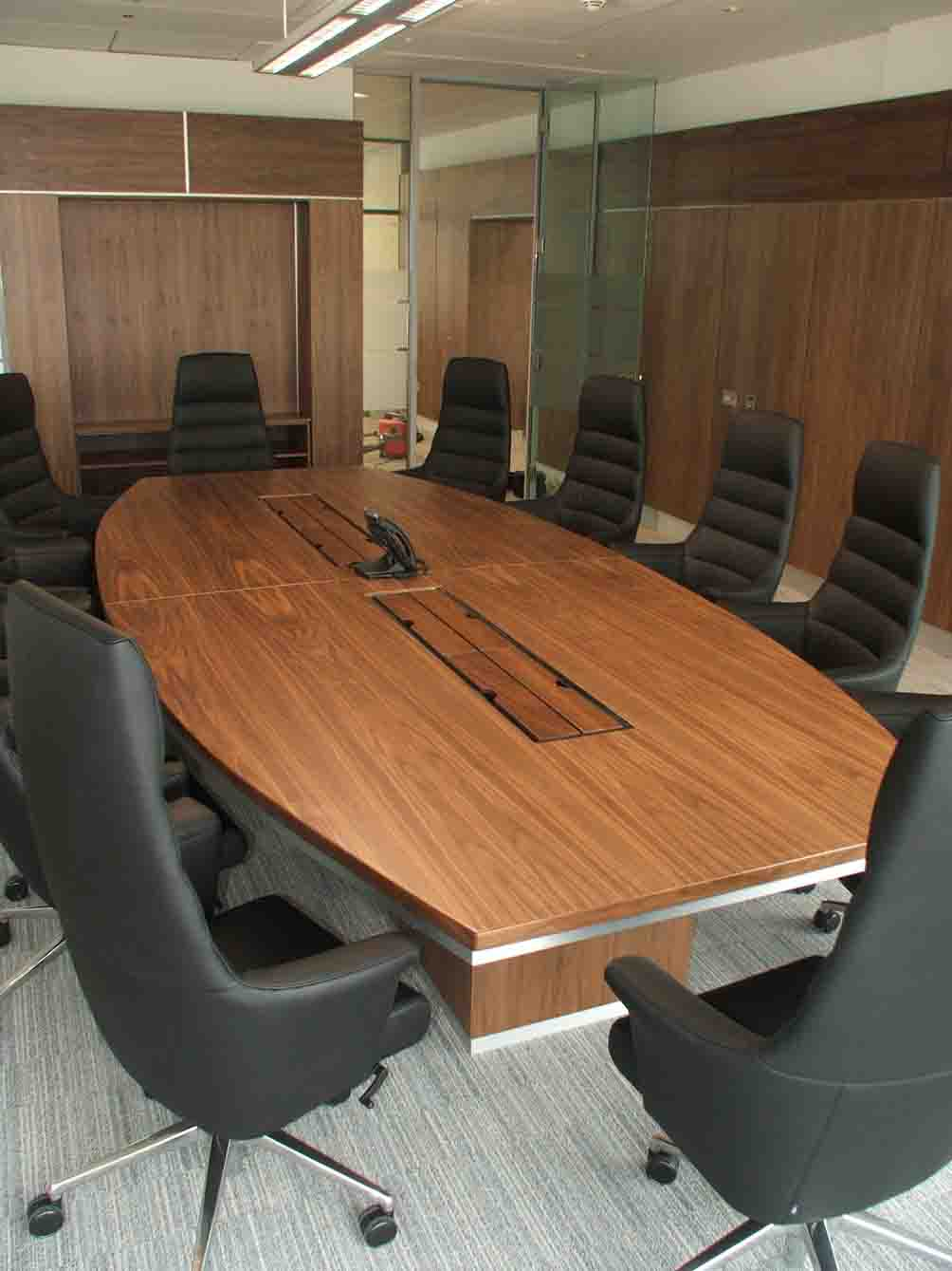 Boardroom Tables & Custom Fitouts