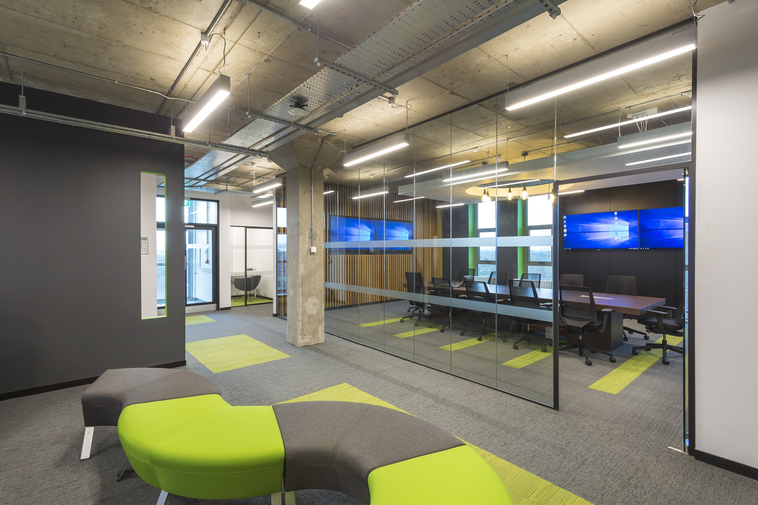 Flexible seating   Partitions   Conference rooms