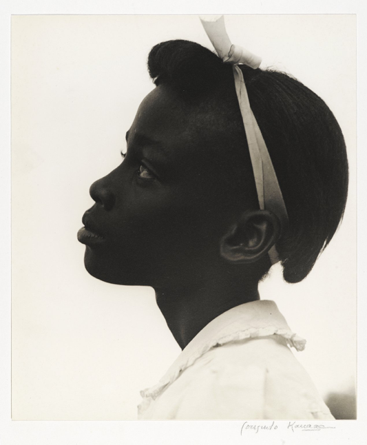 Young Girl in Profile ,Tennessee series, 1948