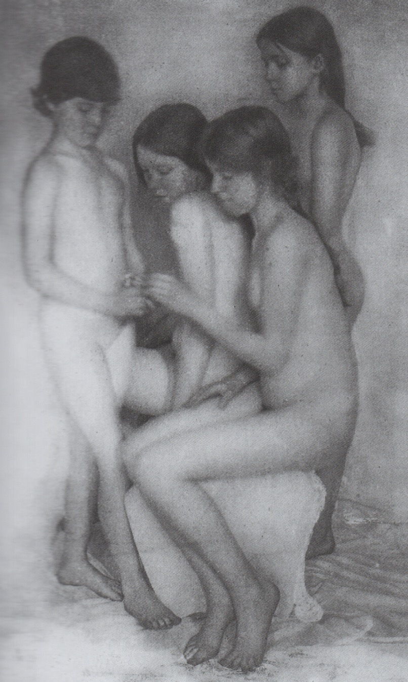 Nude , From Camera Work, April 1909