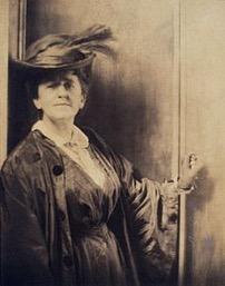 Portrait by Adolf de Meyer, 1900