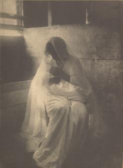 The Manger  (Ideal Motherhood), 1899