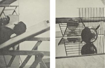c. Florence Henri in i10, Dec. 1928, selfportrait and still life, i10 internationale revue.