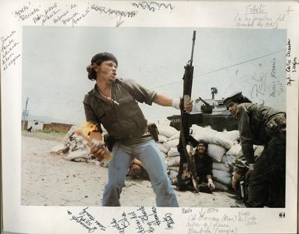 Molotov Man , 1979