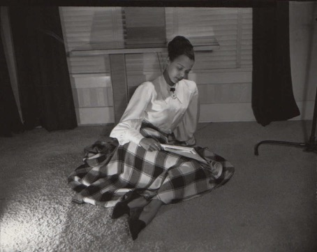 Vera Jackson, Portrait, Dorothy Dandridge . From Viewfinders. Jeanne Moutoussamy–Ashe.