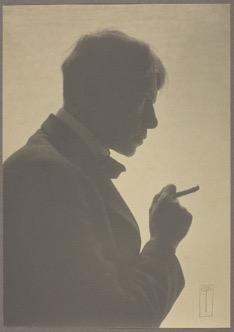 Carl Sandburg , 1910; Art Institute of Chicago