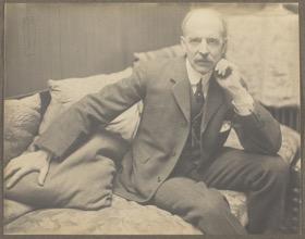 Mr. Daniel Chester French , 1910; Art Institute of Chicago