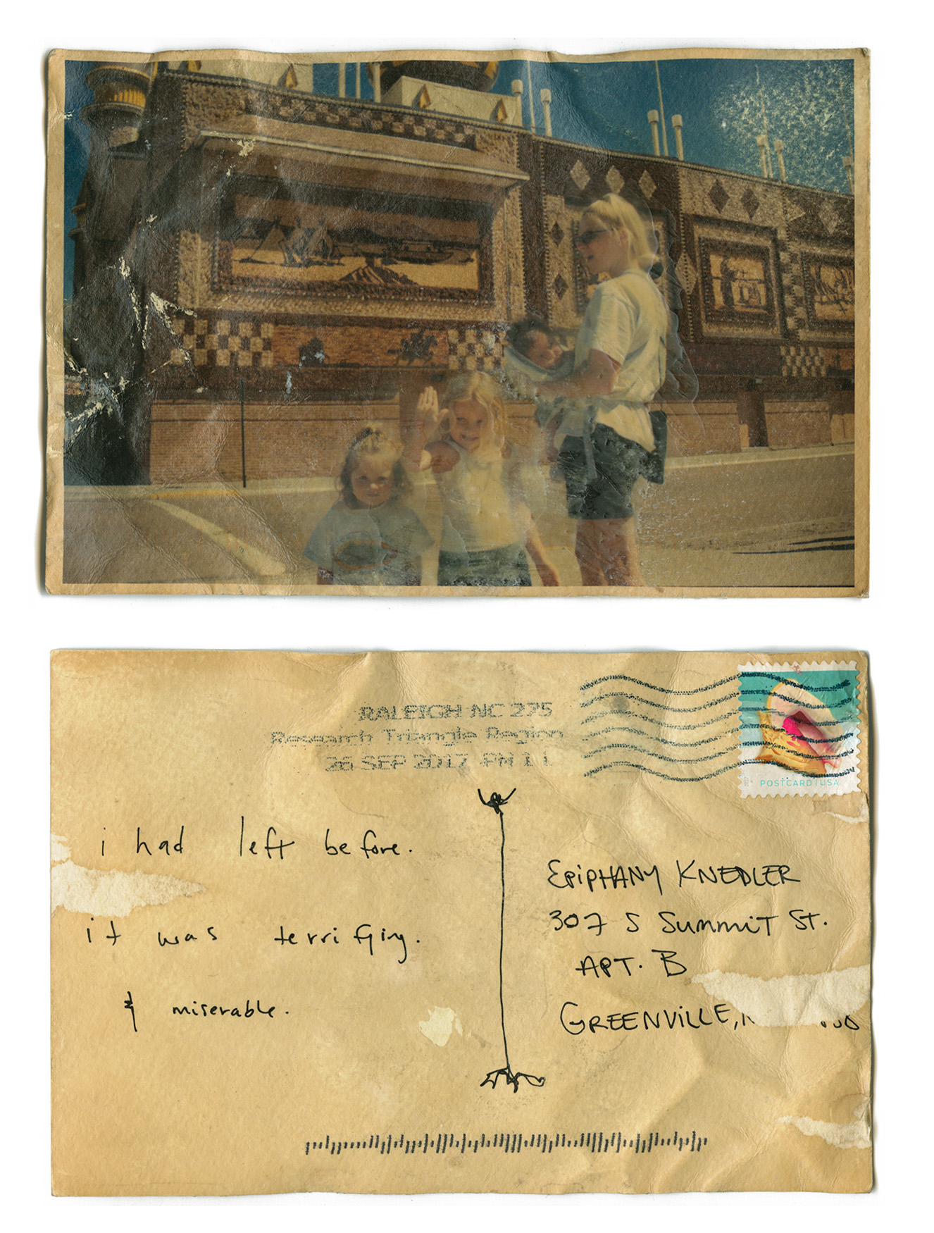Postcard #1
