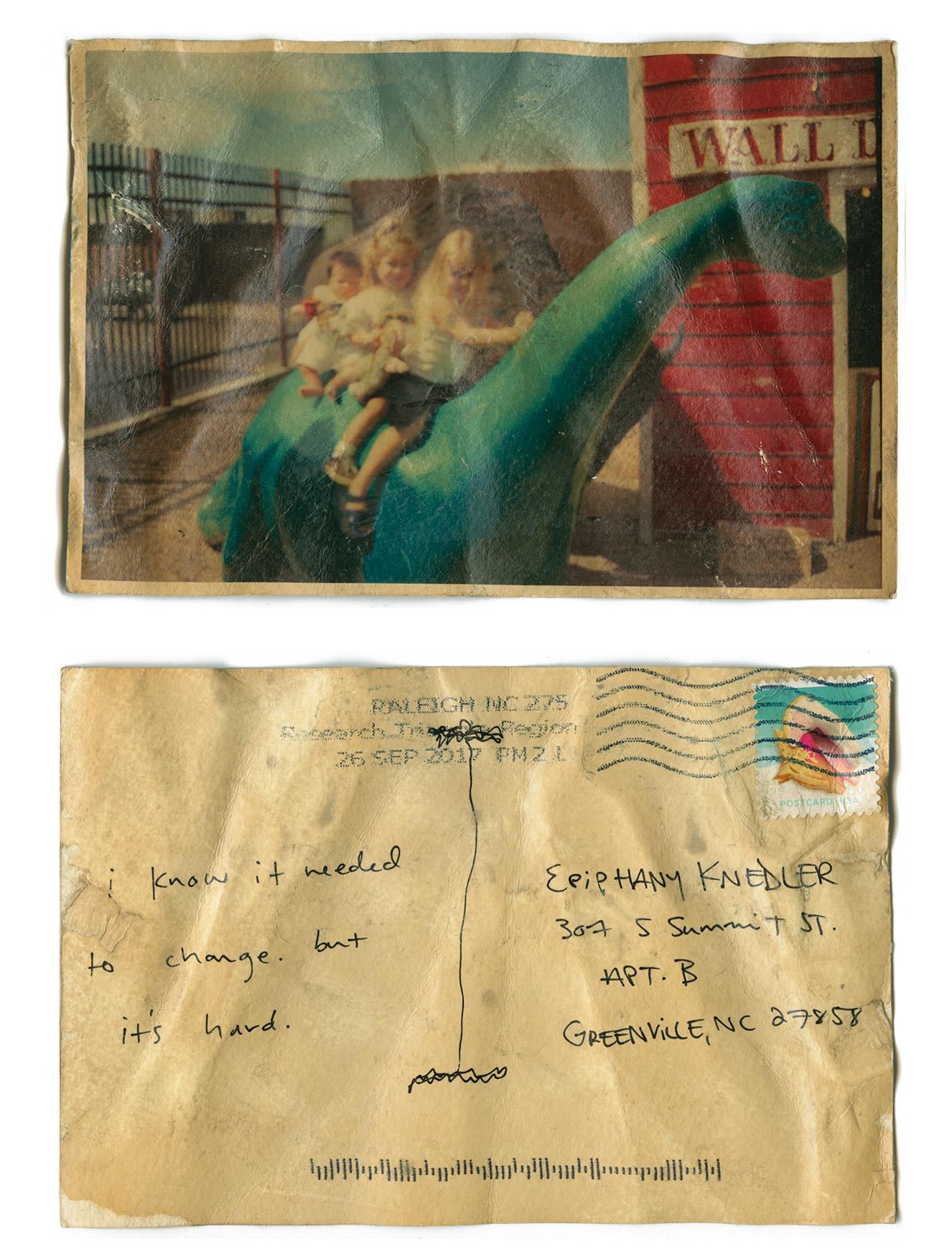 Postcard #3