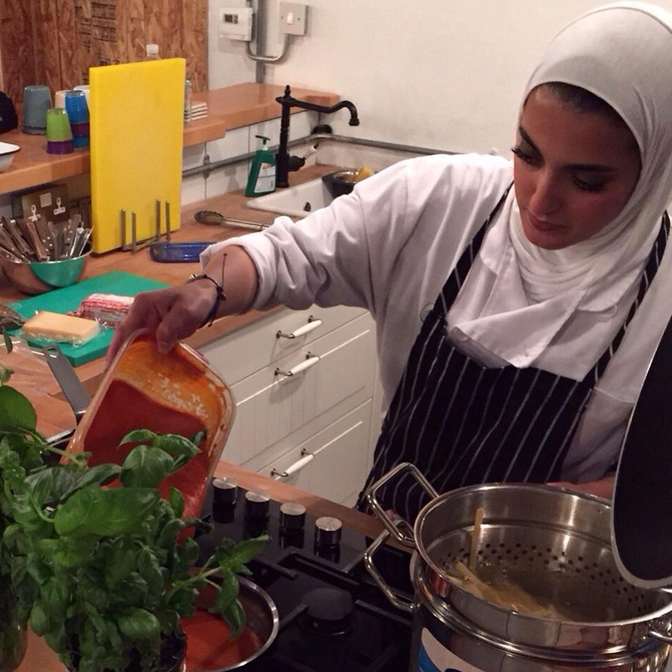 Maryam Al Jasser   Events |  Al Azima ,  Preservations ,  Pasta   @specialmaryam