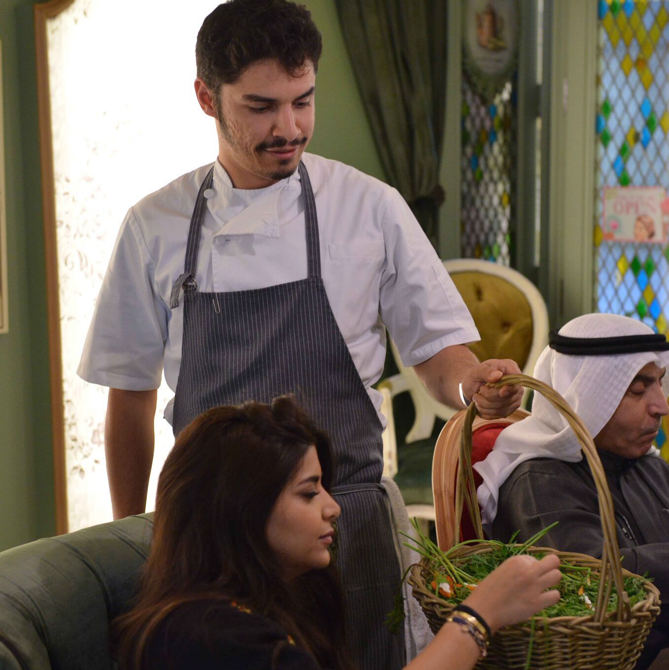 Abdulrahman Al Khashan  Events  |   Local ,  The Palm ,  Winter   @chefbar_kw