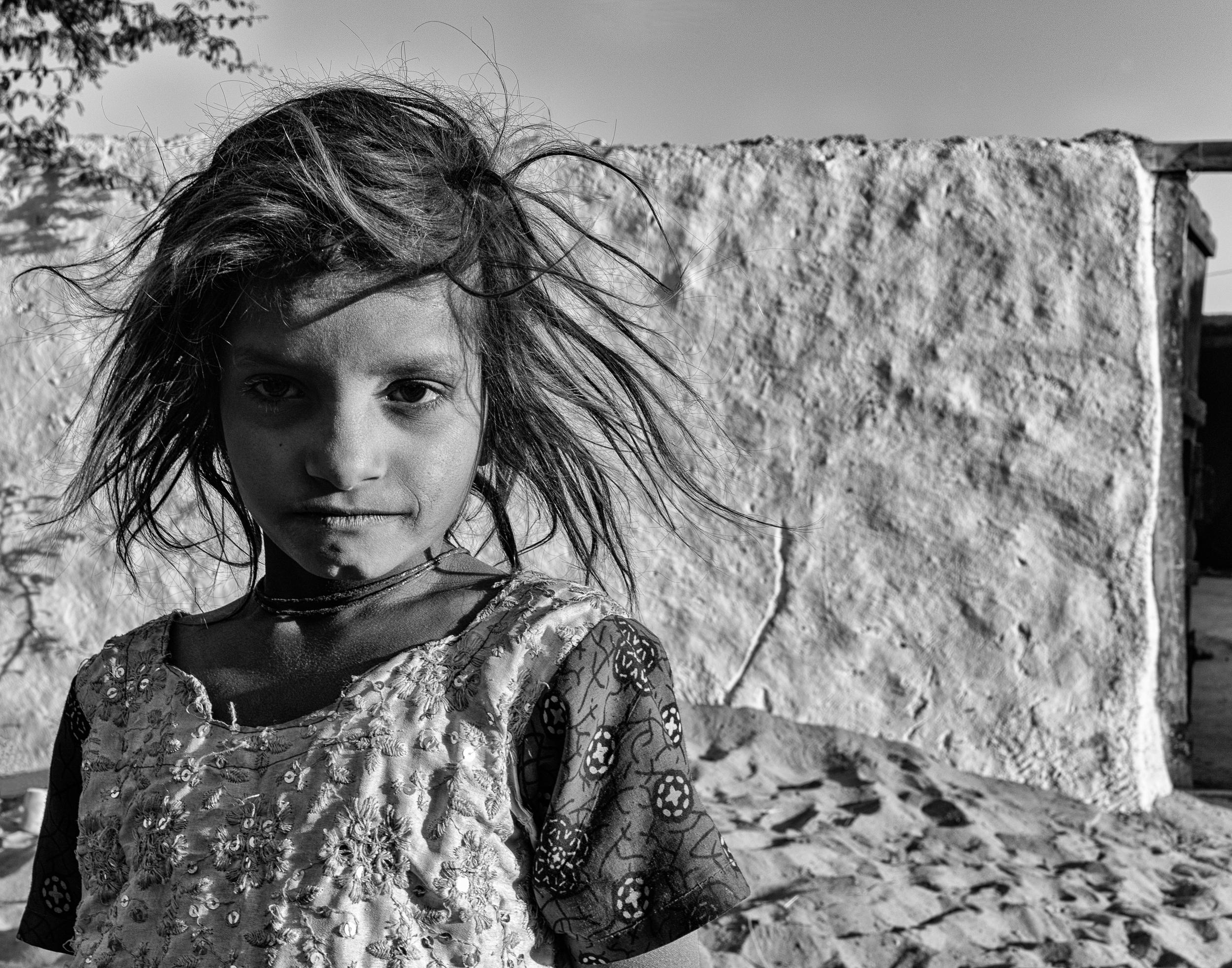 village girl, chandelao