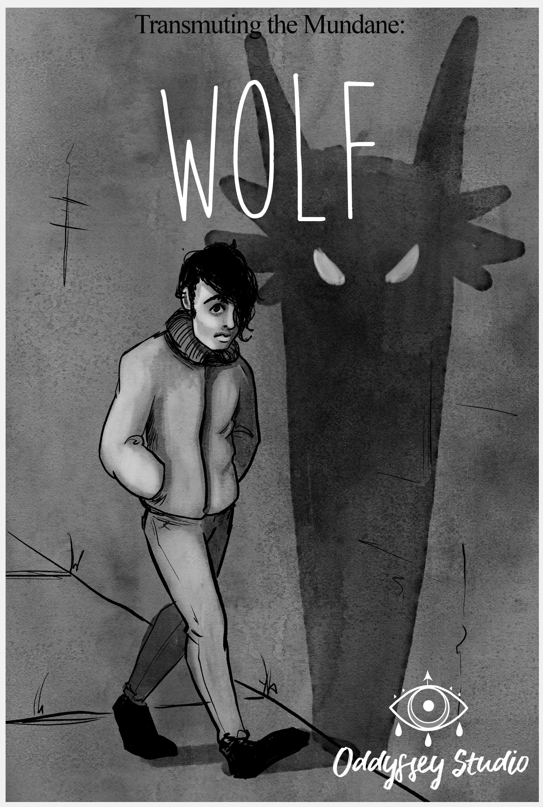 Click the image to Download a copy of Wolf yourself <3