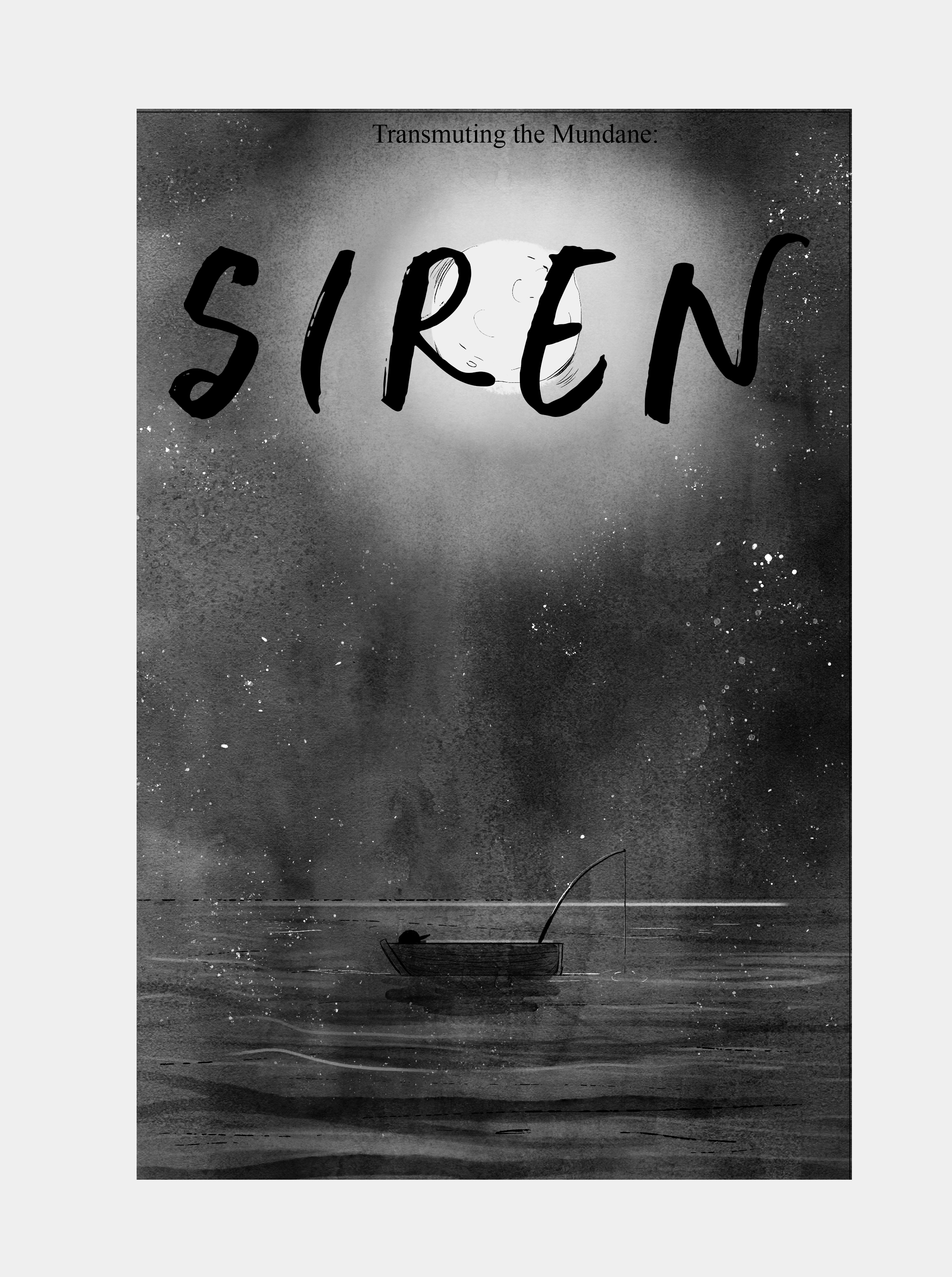 The Cover for Siren