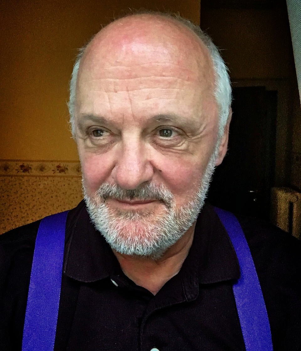 Portrait of Luca Turin
