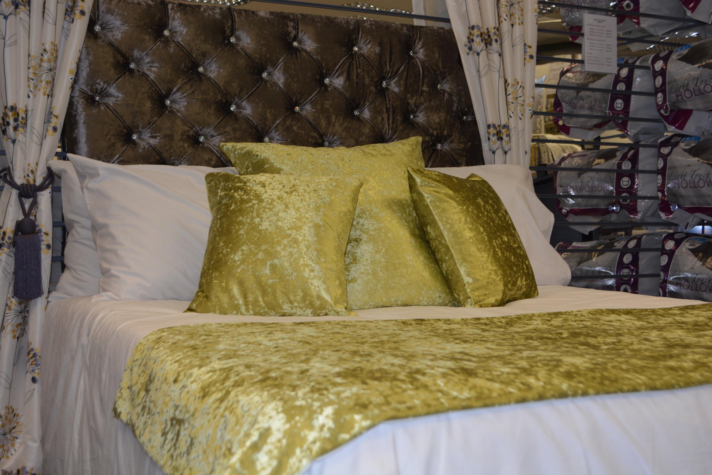 Bedding & Towels -