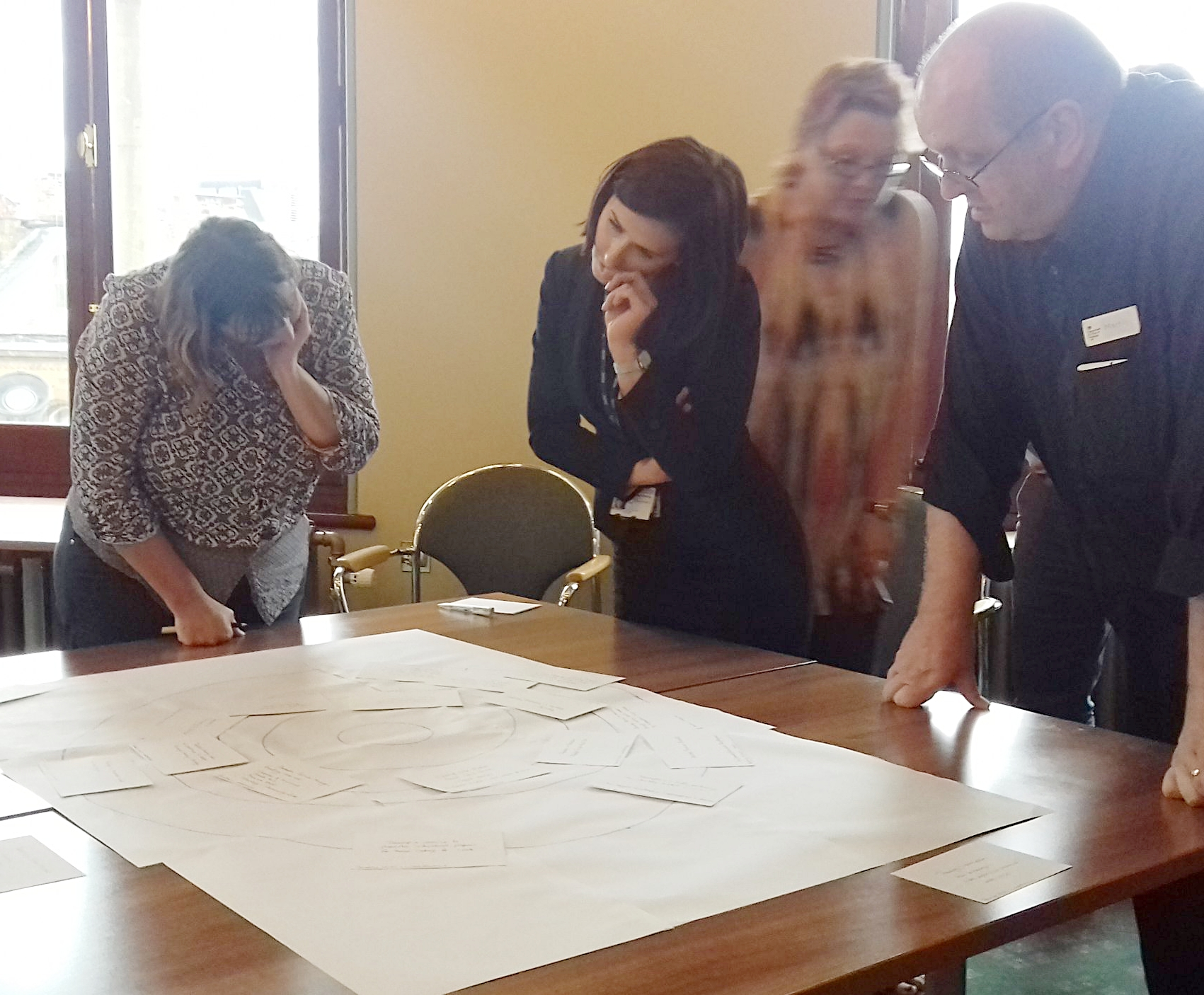 Prioritising actions at our last Forum meeting - 5th September 2017