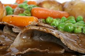 Delicious Broil with Beefy Gravy