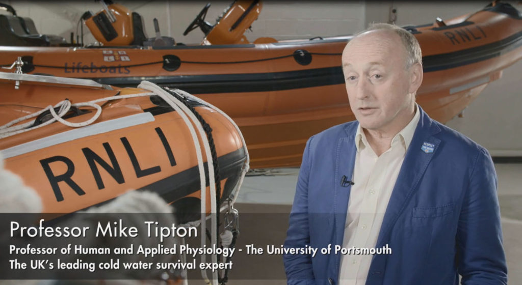Professor Mike Tipton