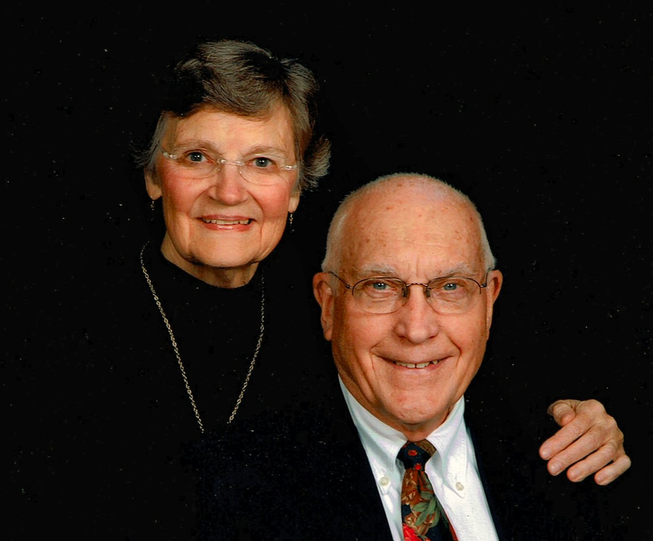 Lester and Dianna Horntvedt