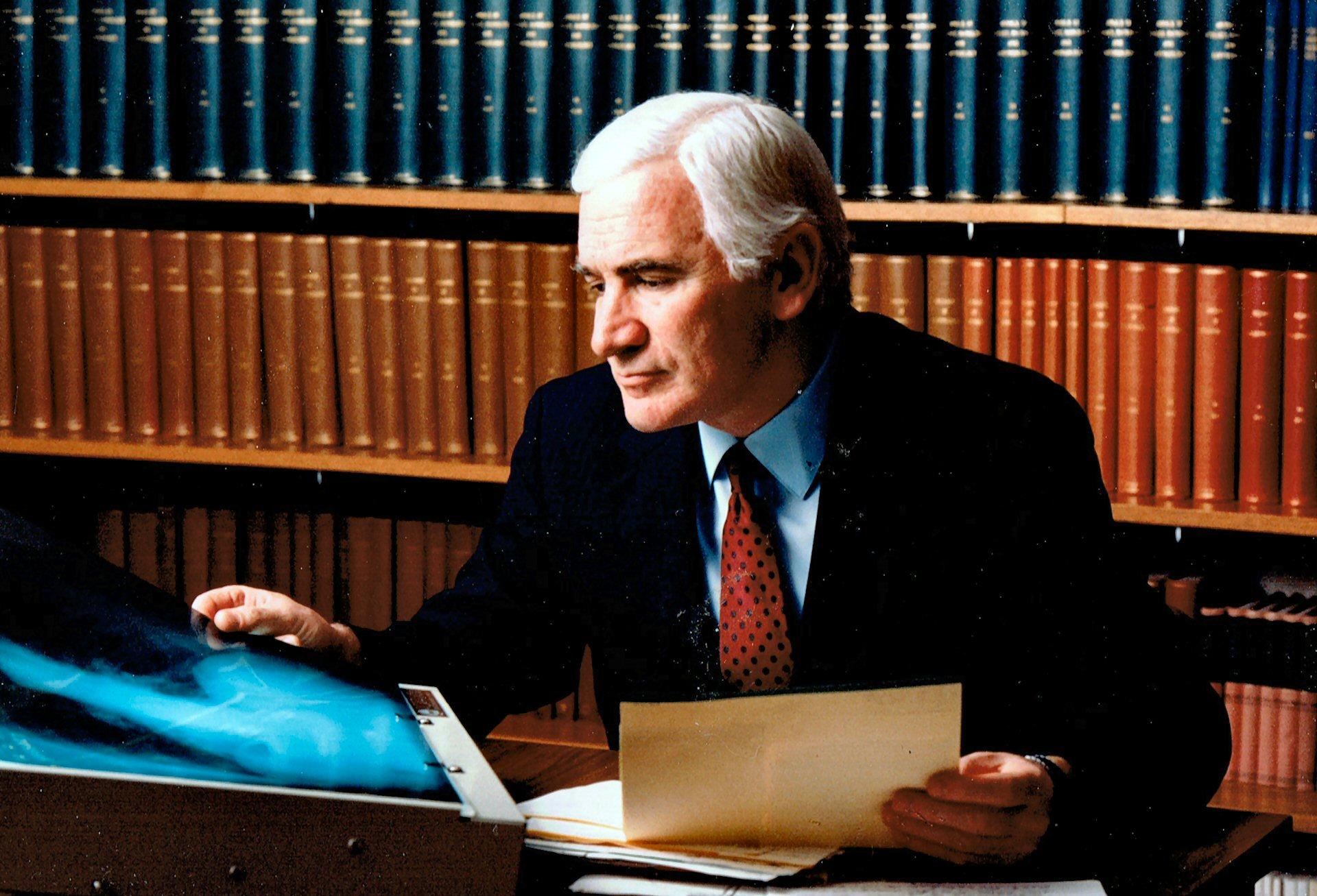 Dr. Tom McDonald