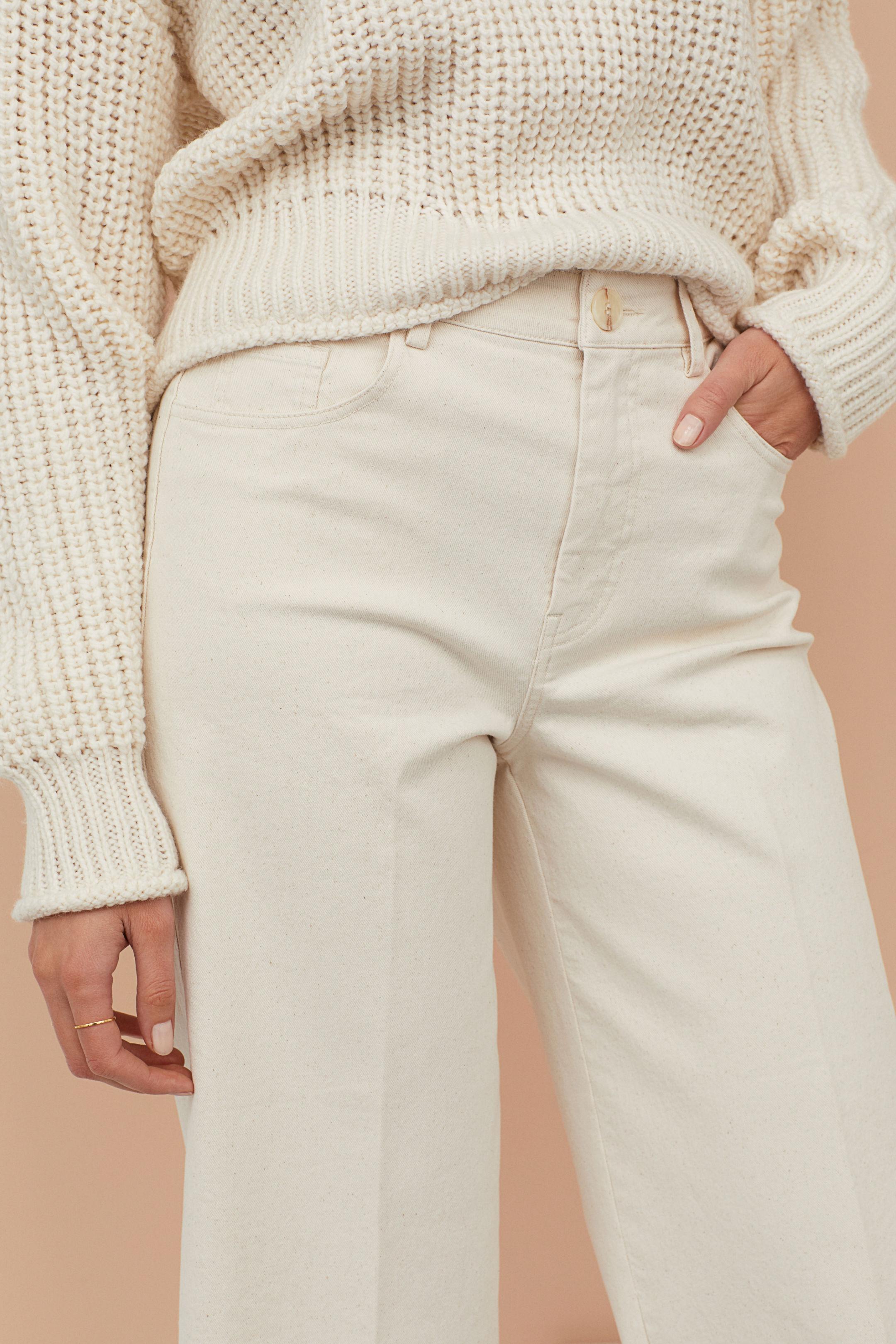 New Season Denim_HM Off-White Jeans.jpeg