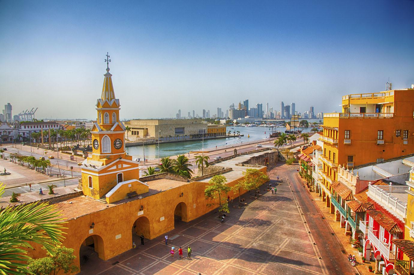 Plaza de Los Coches, Cartagena - MarthaDahhling.jpg