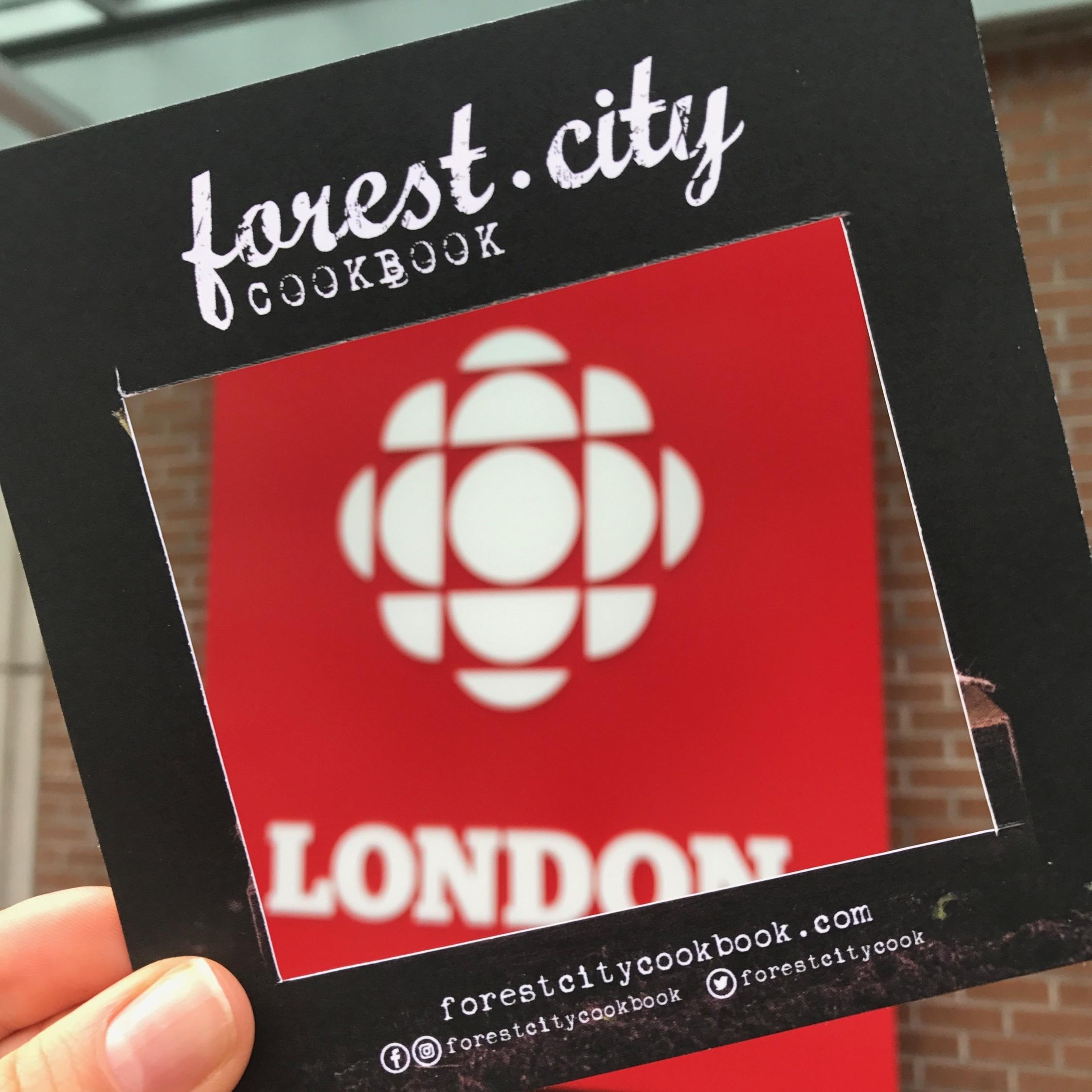 ForestCity Cookbok - CBC News